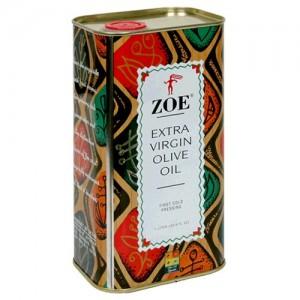 Zoe Extra Virgin Olive Oil