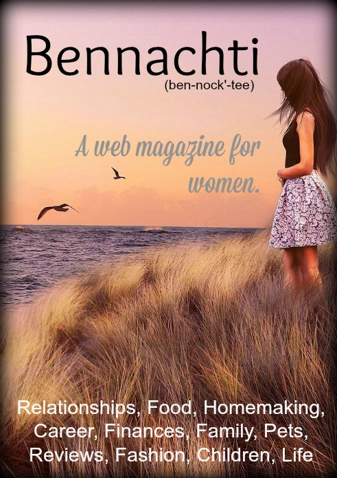 Bennachti is a web magazine for women.