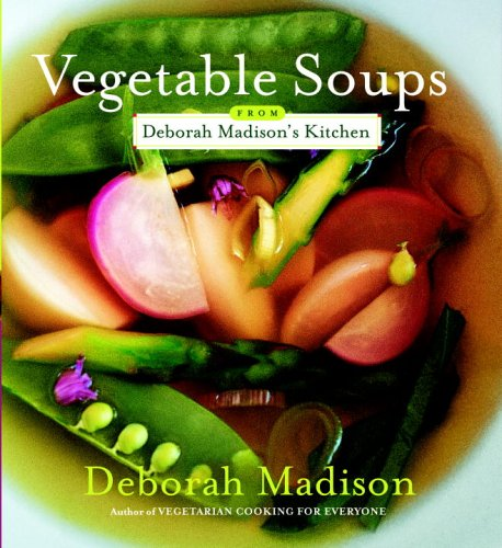 Vegetable Soups Cookbook