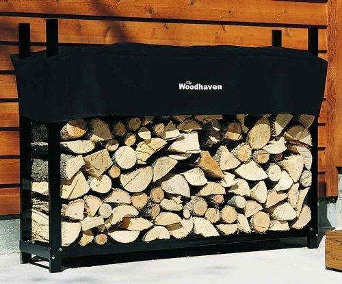 Woodhaven 5' Firewood Rack