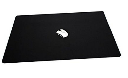 Big mouse pad - it makes computer use easier.